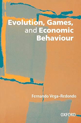 9780198774723: Evolution, Games, and Economic Behaviour