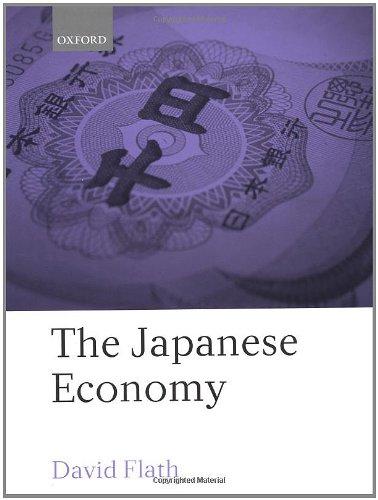9780198775034: The Japanese Economy
