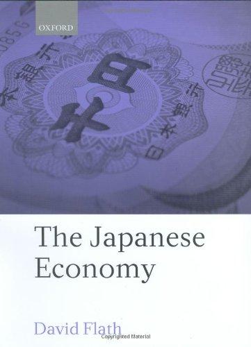 9780198775041: The Japanese Economy