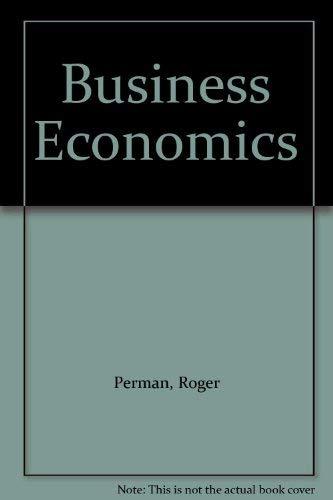 9780198775256: Business Economics