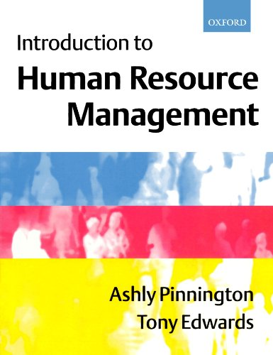9780198775430: Introduction to Human Resource Management