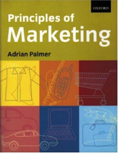 Principles of Marketing: Palmer, Adrian