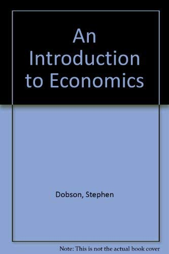 9780198775553: An Introduction to Economics