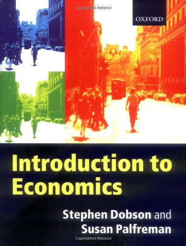 9780198775652: Introduction To Economics