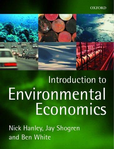 9780198775959: Introduction to Environmental Economics