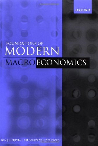 9780198776178: The Foundations of Modern Macroeconomics
