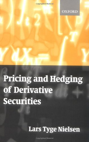 9780198776192: Pricing and Hedging of Derivative Securities