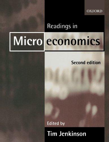 9780198776307: Readings In Microeconomics
