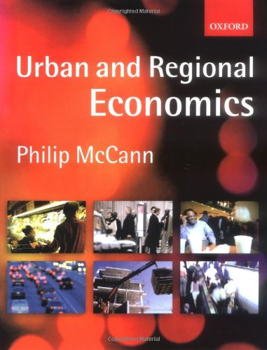 9780198776451: Urban and Regional Economics