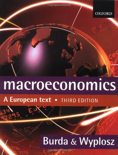 9780198776505: Macroeconomics: A European Text