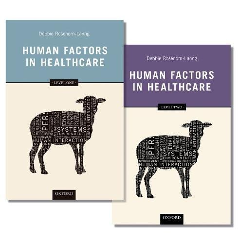 9780198778202: Human Factors in Healthcare Level 1 and Level 2 Pack