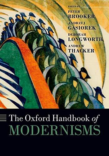 9780198778448: The Oxford Handbook of Modernisms (Oxford Handbooks)