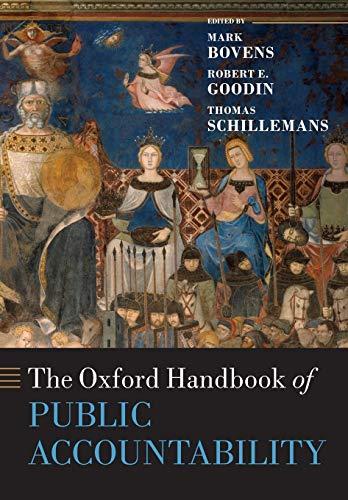 9780198778479: The Oxford Handbook of Public Accountability (Oxford Handbooks)