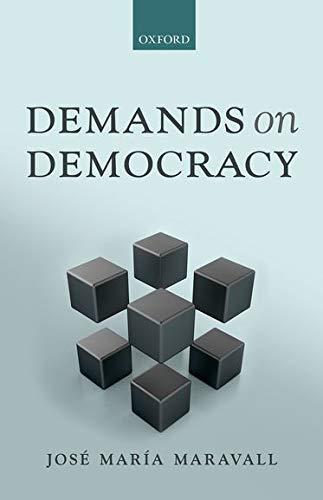9780198778523: Demands on Democracy