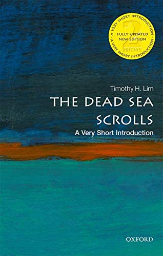 9780198779520: The Dead Sea Scrolls: A Very Short Introduction (Very Short Introductions)