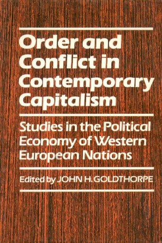 9780198780076: Order and Conflict in Contemporary Capitalism