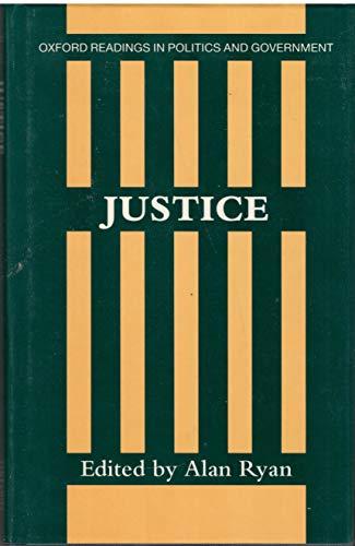 9780198780373: Justice