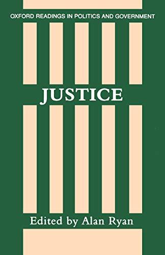 9780198780380: Justice