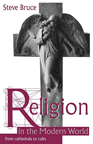 9780198781516: Religion In The Modern World: From Cathedrals to Cults