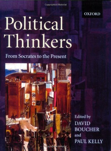 9780198781943: Political Thinkers: From Socrates to the Present