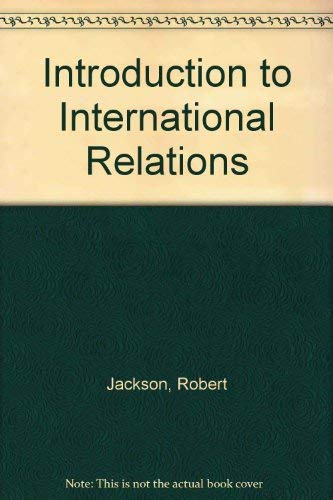 9780198781950: Introduction to International Relations