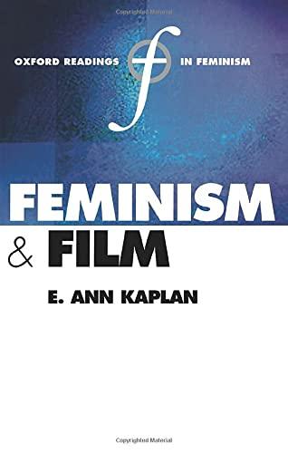 9780198782346: Feminism and Film (Oxford Readings in Feminism)