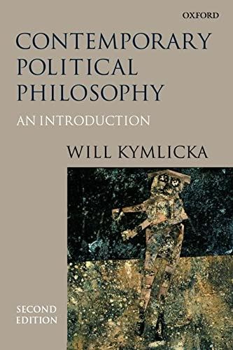 9780198782742: Contemporary Political Philosophy: An Introduction