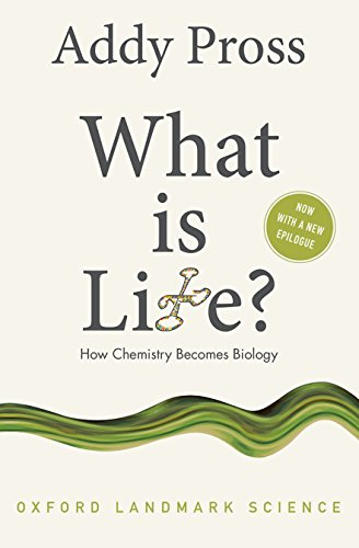 9780198784791: What is Life?: How Chemistry Becomes Biology (Oxford Landmark Science)
