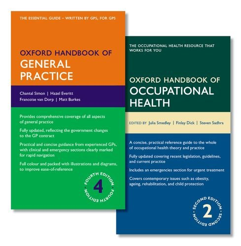 9780198785125: Oxford Handbook of General Practice 4e and Oxford Handbook of Occupational Health 2e (Oxford Medical Handbooks)
