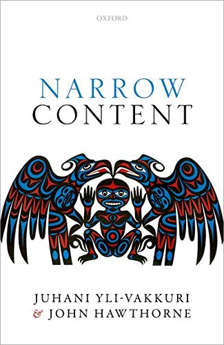 Narrow Content: Juhani Yli-Vakkuri