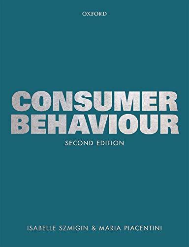 9780198786238: Consumer Behaviour