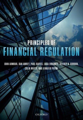 9780198786481: Principles of Financial Regulation