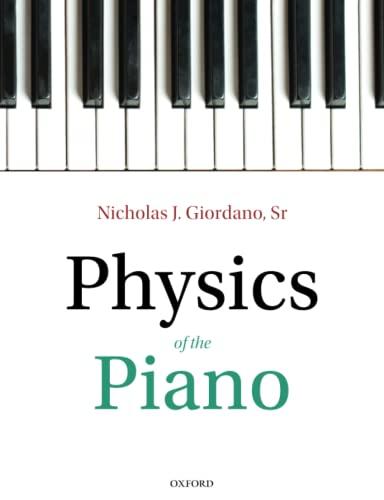 9780198789147: Physics of the Piano