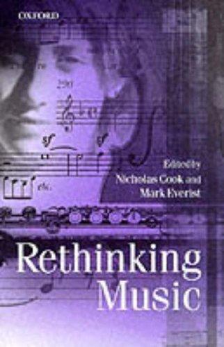 9780198790037: Rethinking Music