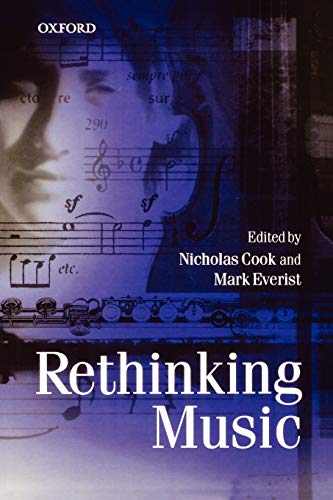 9780198790044: Rethinking Music