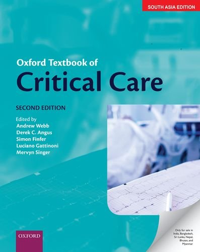 9780198792659: Oxford Textbook Of Critical Care 2Ed (Hb 2016)