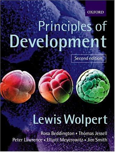 9780198792918: Principles of Development