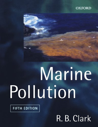 9780198792925: Marine Pollution