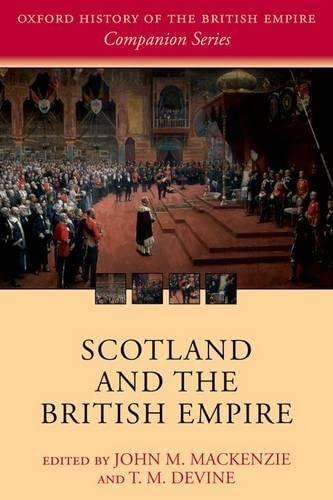 Scotland and the British Empire (Oxford History
