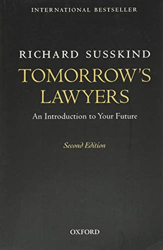 9780198796633: Tomorrow's Lawyers: An Introduction to Your Future