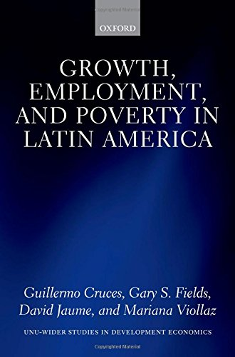 Growth, Employment, and Poverty in Latin America (Wider Studies in Development Economics): ...