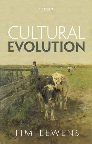 9780198801191: Cultural Evolution: Conceptual Challenges