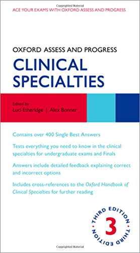 9780198802907: Oxford Assess and Progress: Clinical Specialties