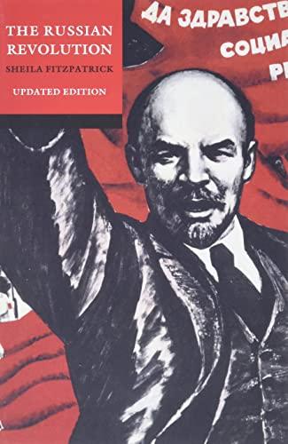 9780198806707: The Russian Revolution