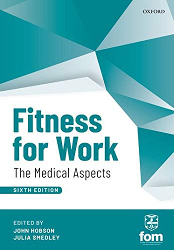 9780198808657: Fitness for Work: The Medical Aspects