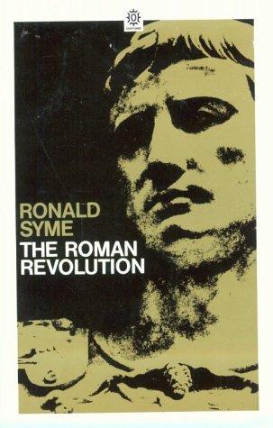 9780198810018: The Roman Revolution (Oxford Paperbacks)