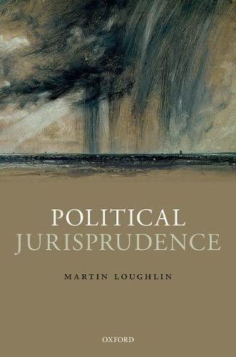 Political Jurisprudence: Martin Loughlin