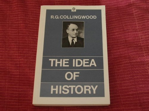 9780198810278: The Idea of History (Oxford Paperbacks)