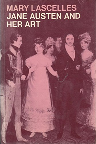 9780198810612: Jane Austen and Her Art