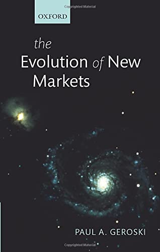 9780198814696: The Evolution of New Markets